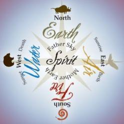 Elements:  When the four #Elements are imbued with the fifth Element of Spirit, we have life! Without the Elements, life cannot exist. Without you, the you-niverse cannot exist ~ we each comprise an integral part of it.: Wiccan Book, Witchy Wiccan, Water