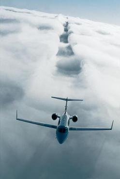 Exterior Learjet 40 xr by Stratos Jet Charters: Thanks to @Trey Philips Ratcliff ! #Photography #Learjet: Clouds, Photos, Aviation, Fly, Airplane, Aircraft, Private Jets, Planes, Photography
