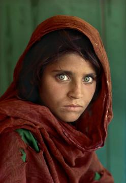 Eyes: Photos, Afghans, Girls, Face, National Geographic, Steve Mccurry, Photography, Eye
