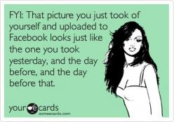 Facebook pics: Hahaha You, Seriously Just, Pet Peeves, Self Portraits, Seriously Stop, So True, Really Stop, Get A Life