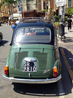 Fiat 500 In Sorrento: Photos, Cars Fiat 600, Sorrento, 500 Fiat, Fiat Multipla, Fiat 500, Cars Fiat600, Fiat500