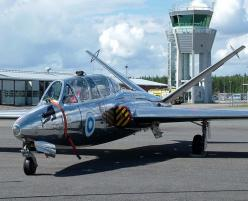 Finnish Air Force Fouga Magister: Jet Aircraft, Airplane, Aircraft, Early Jet, Photo, Famous Jets