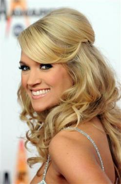 Google Image Result for http://www.examiner.com/images/blog/EXID27365/images/Carrie-Underwood-CMA.jpg: Hairstyles, Hair Styles, Wedding Ideas, Hair Makeup, Carrie Underwood, Carrieunderwood