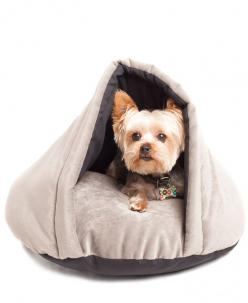 Gray Eskimo Pet Bed: Dog Tent, Dogs, Tent Bed, Pets, Pet Beds, Eskimo Pet, Gray Eskimo, Animal