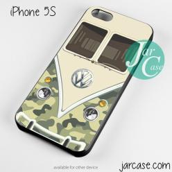 green camo vw retro bus Phone case for iPhone 4/4s/5/5c/5s/6/6 plus: Iphone 4 4S 5 5C 5S 6 6, Phone Cases, Busphone, Bus Phone, Snap Fit Case