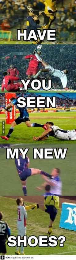 Haha soccer cleats...gotta show them off!  : Soccer Cleat, Shoes, Soccer Meme, Soccer Girl, Funny Soccer, So Funny