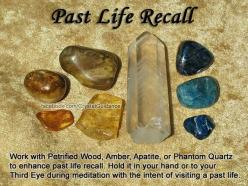 Healing Crystals   ✯ In China? Try www.importedFun.com for award winning kid's science ✯: Phantom Quartz, Healing Crystals, Crystals Stones, Petrified Wood, Healing Stones, Crystal Healing, Crystals Gemstones, Past Life, Life Recall