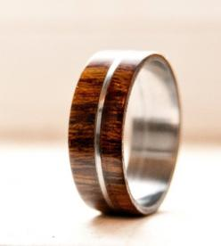 Hey, I found this really awesome Etsy listing at http://www.etsy.com/listing/156956233/mens-wood-ring-with-titanium-ring-mens: Wedding Ring, Wood Wedding Band, Titanium Rings, Men Wedding Bands, Wood Rings