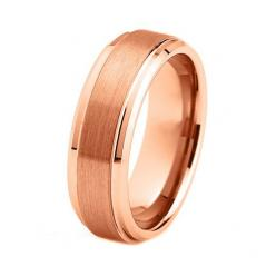 Hey, I found this really awesome Etsy listing at http://www.etsy.com/listing/168545302/18k-rose-gold-plated-tungsten-carbide: Giftflavors, Wedding Ring, Weddings, Men'S, Wedding Bands, Rings