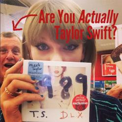 How Taylor Swift Are You? I got 37 of 49!! It said that I was definitely best-friend matieral: Deluxe Ts1989, Music, Dad, Voice Memos, Taylorswift, Album, 13 Polaroids, Taylor Swift 1989