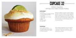 I didn't try these cupcakes yet but at least I fell in love with the website, they have a Guinness cupcake ! I think I'm going to make the lime one, which one inspires you?: Fig Cupcakes, Gourmet Cupcakes, Cupcake Recipes, Amazing Cupcake, 33 Cupc
