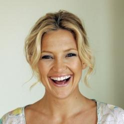 "i love the ""natural"" look to this photo. her laughter and joy really draw you in. - really like this one for my character - Rainey Mitchell: Face, Katehudson, Kate Hudson, Makeup, Beauty, Beautiful People, Hair Color"