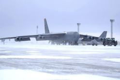 Image detail for -MINOT, N.D. — A B-52 bomber at the Minot Air Force Base is testing a jet fuel made partly from coal. The bomber will be tested through February to determine how ...: Airforce, Military Aircraft, B52, Air Force, Jets Planes Aircraft, Mino