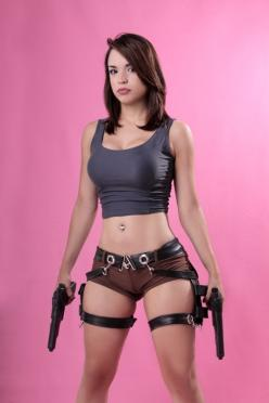 Indhir lara-croft-cosplay: Girls, Tomb Raiders, Croft Cosplay, Sexy Cosplay, Costume, Women, Lara Croft