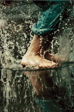 Life isn't about waiting for the storm to pass; life is about dancing in the rain.: Picture, Photos, Puddle Jumping, Raindrops, Mother Nature, Rainy Days, Photography, Dancing In The Rain