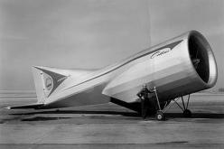 Lippisch Collins Aerodyne, wingless, 1960: Aviation, Airplane, Strange Aircraft, Experimental Aircraft, Alexander Lippisch S, Lippisch S Aerodyne, Bizarre Aircraft, Planes