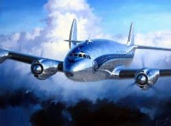 Lockheed Constellation (Air France) by Lucio Perinotto: Lockheedconstellation, Air France, Constellations, Connie, Amazing Airplanes, Aviation Art, Photo, Air Planes