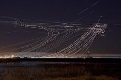 Long exposure aircrafts. Need to give this a try, someday..: Airport Photography, Art, Long Exposure Photos, Airplane Photography, Airplanes Airports Airworld, Photographer Terence, Light