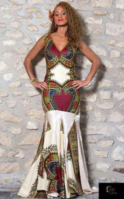 Love it ~African Prints, African women dresses, African fashion styles, african clothing: African Dresses, African Clothing, Fashion Styles, African Fashion Style, African Styles, African Prints, African Attire, Africanprints