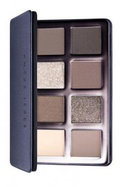 Love this neutral eyeshadow palette! These beautiful colors can create everything from a clean, crisp eye to a sultry, smoky eye. The palette also comes with a large mirror for flawless application at home or on the go.: