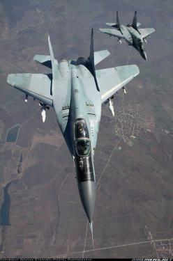 Mikoyan-Gurevich MiG-29 (BULGARIE).: Aircraft, Mig 29 Bulgaria, Aviones Helicopteros, Jet Fighter, Photo, Military Airplane