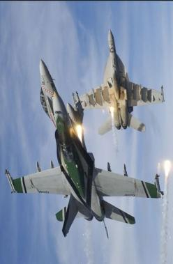 Military Aircraft - F/A-18EF Super Hornets U.S. Navy: Airplanes Airplanes, Warplanes Past Present, Aviation, Aircrafts Superjets Concordes, Fighterjets, Jets Planes Helicopters, Military Air, F18, Fighter Jets