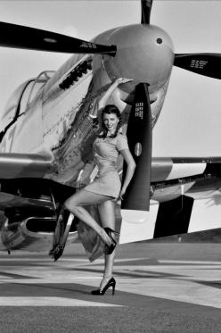 "Mustang pin-up __ ""THIS IS NOT PORN!"" Photo was found on (and pinned from) ""Pinterest"". If it offends you, go cry to them, and maybe they'll delete this account as well. Your excessive conservatism offends me! Yet I'm not trying to"