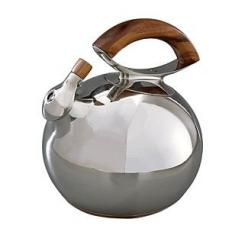 Nambé Bulbo Kettle | Bloomingdale's: Gourmet Bulbo, Bulbo Tea, Nambe Bulbo, Teas, Kitchen, Bulbo Kettle, Products, Tea Kettles