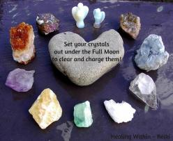of course it is what feels right to you but i like to put mine in water with salt in addition to the full moon.: Heart, Healing Crystals, Fullmoon, Healing Stones, Full Moon, Crystal Healing, Chakra, Minerals Rocks Gemstones, Crystals Gemstones Minerals