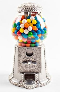 Pop! #Nordstrom #Swarovski Crystal Gumball Machine: Decor, Crystal Gumball, Glitzybella, Glitzy Bella, Gumball Machines, Swarovski Crystals, Things, Bella Junior, Gum Ball