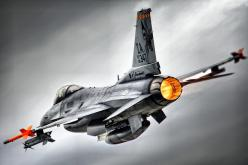 Portrait Of An F-16 Afterburner Departure by clearskyphotography.com - Kris Klop, via Flickr: Aviation, Air Force, Aircraft, F16, Falcons, Planes