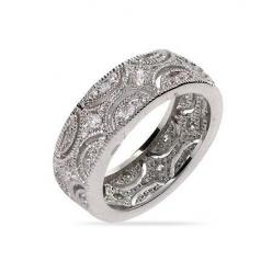 pretty...though i prefer a flat inner surface but the design is so delicate. can be a wedding band or engagement ring. :): Vintage Weddings, Wedding Ideas, Wedding Bands, Vintage Wedding Band, Engagement Ring, Wedding Rings, Victorian Style