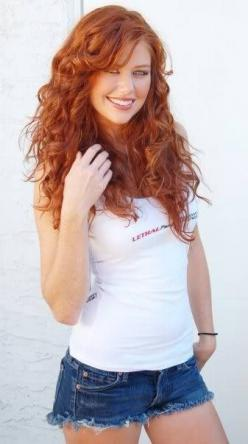 Rascal pick - Redhead http://redhead-beauties.blogspot.com/: Red Heads, Redhead Girl, Red Hair, Beautiful Women, Redheads, Beautiful Redhead