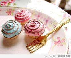 Resultados da pesquisa de http://cutestfood.com/uploads/2012/01/CutestFood_com_tumblr_lwt96bx83p1qe49wpo1_500_large.jpg no Google: Cup Cakes, Pretty Cupcakes, Sweets, Swirl Cupcakes, Food, Cupcake Ideas, Yummy, Party Ideas, Dessert