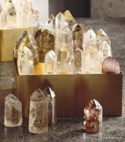 Roost Crystal Point Light Box Lamps | Modish Store: Crystals, Lights, Box Lamps, Boxes, Roost Crystal