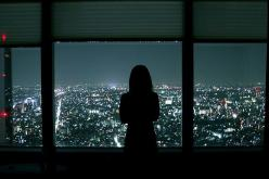 she realized that she is too pretty to act ugly, too blessed to be  stressed, and loved by God too much to be bothered by hate.: Inspiration, God, Life, Window, Quotes, Cities, City Lights, Things, Photography