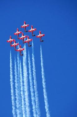 snowbirds. TELL YOUR FRIENDS that we'd love to see them at our aviation themed restaurant, The Left Seat West, in Glendale, Arizona!! Check out our décor at: http://www.facebook.com/pages/Left-Seat-West-Restaurant/192309664138462: Pccanadaday Canadian, St