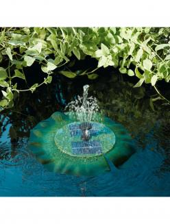 Solar Pond Fountain: Floating Pond Fountain | Gardeners.com: Backyard Ideas, Floating Solar, Solar Pond, Floating Pond, Garden