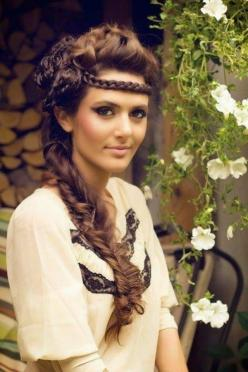 Stylish Hot Prom Hairstyles for women 2015: Bohemian Hairstyles, Prom Hairstyles, Braid Hairstyles, Braided Hairstyles, Hairstyles 2015, Hair Style, Long Wedding Hairstyles, Amazing Hairstyles, Cute Hairstyles