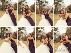 Take a picture with each of the bridesmaids, let them choose the pose. Send each girl a thank you note with your picture together.: Wedding Photography, Special Photo, Wedding Ideas, Photography Wedding, Bridesmaid, Wedding Photos, Dream Wedding, Photo Id