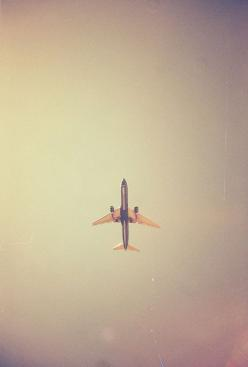 that time she'd flown down to visit her aunts in FL, and everyone had made her feel as if she was dirty and small and a mistake.: Adventure, Inspiration, Airplane, Travel, Photo, Planes, Wanderlust