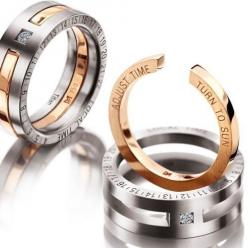 The 5 Most Awesome Men's Wedding Rings I might actually get my hubby to wear one of these rings!: Wedding Ideas, Wedding Bands, Men Wedding Rings, Men Wedding Band
