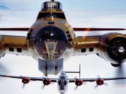 The Flying Fortress and the Liberator..: B 17, B17, Wwii, Flying Fortress, Aircraft, Warbird