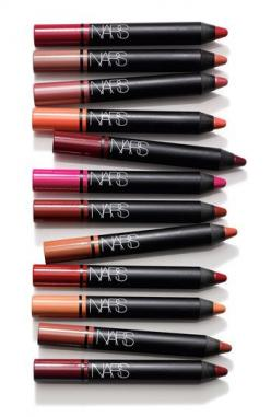 The most amazing lip pencil. It stays on forever and doesn't dry out your lips!: Makeup, Nars Satin, Lip Colors