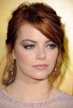 The steps professional colorists make sure to do before they color your hair (read before DIY coloring hair at home): http://www.esalon.com/blog/before-color-application/: Beaty Hair Makeup, Post, Emma Stone, Emma Stone Makeup, Stones, Makeup Contouring,