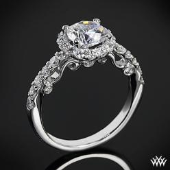 There aren't words for this ring. beautiful is a start!: Vintage Ring, Diamond Engagement Rings, Dream Ring, Wedding Ideas, Dream Wedding, Wedding Rings, Halo Diamond
