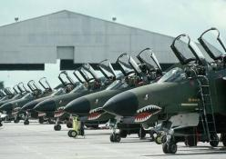 These are ones I worked on back in the late 80's at Clark AB. One of my favorite jets. Fighter Jets at Clark Air Force Base, Philippines: F 4 Phantom, Military Aircraft, Airplane, Aircraft, Planes Aircraft, F4Phantom, Aircraft Past