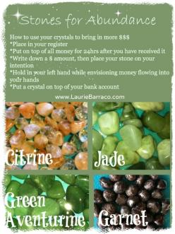 These crystals really do help bring in abundance.: Gemstones Crystals, Crystals And Gemstones, Abundance Stones, Crystals Gemstones, Crystals Gems Stones, Witches Brew, Chakra Crystal
