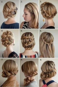 This is all so helpful but to bad I can never pull it out: Hair Ideas, Hairstyles, Hair Styles, Makeup, Braids, Beauty
