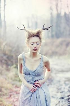"*** Three Rivers Deep (book series) ""A two-souled girl begins a journey of self-discovery...: Winter, Fairytale Photography, Antlers Fairytale, Art Inspiration, Antlers Horns, Antler Headpiece, Deer, Photography Inspiration"